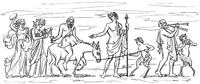 Greek mythology text thumbnail
